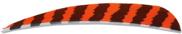 Buck Trail Feather Barred - Orange