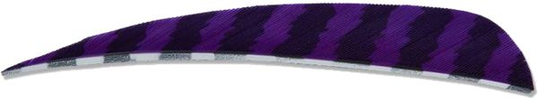 Buck Trail Feather Barred - Purple