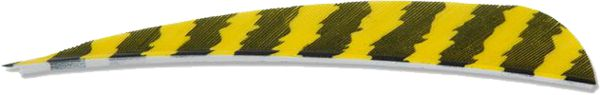 Buck Trail Feather Barred - Yellow