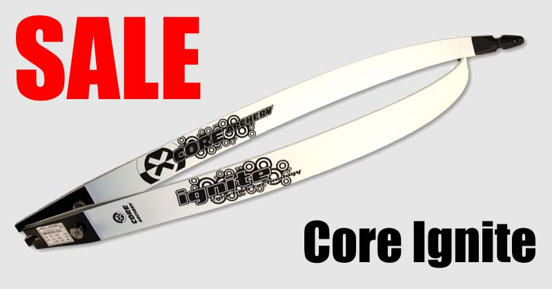 Core Ignite limbs - SALE