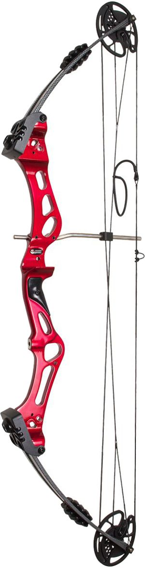 Core Archery Zeal - Red