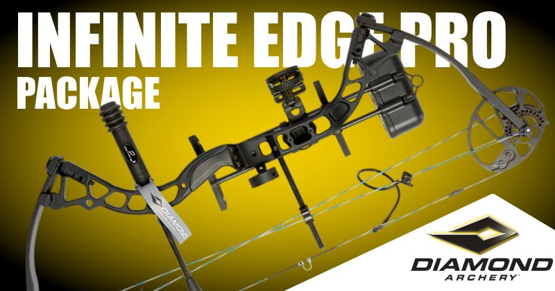 Diamond Infinite Edge Pro PACKAGE | Alternative - Archery