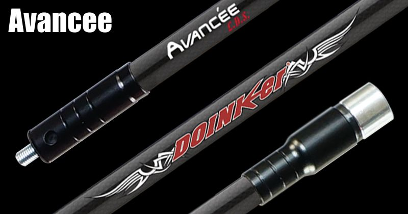 Doinker Avancee Supreme Carbon Stabilizer - 34in - (ADS34)