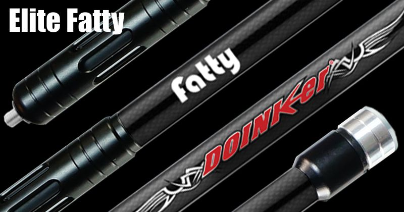 Doinker Elite Fatty Supreme Carbon Stabilizer - 37 1/2in - (EFDS37)
