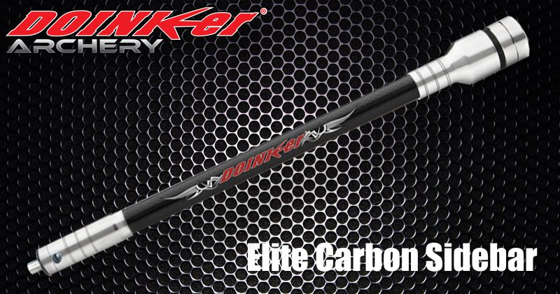 Doinker Elite Carbon Sidebar - 12in - (EDSB12)