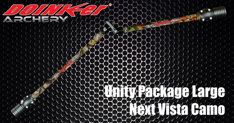 Doinker Unity Stabilizer Package - Large - Next G-1 Camo