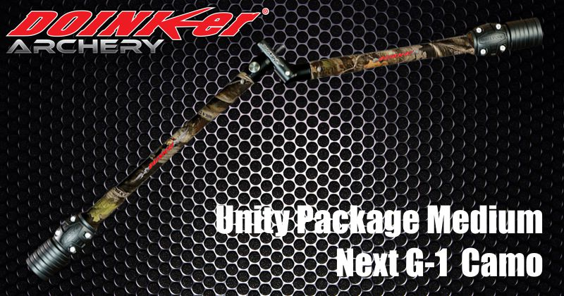 Doinker Unity Stabilizer Package - Medium - Black