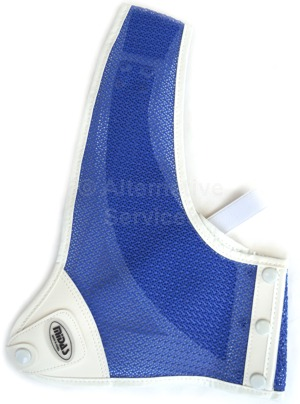 Cartel Midas 201 Chest Guard - Blue