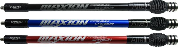 Cartel Maxion Carbon Short Rod