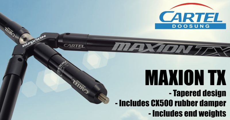 Cartel Maxion TX Carbon Long Rod