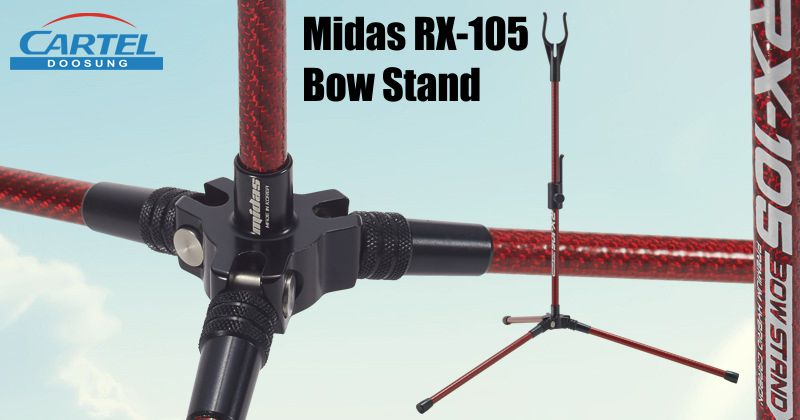 Cartel Midas RX-105 Bow Stand