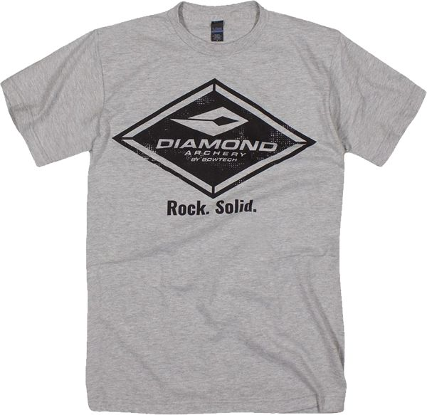 Diamond T-Shirt - Vintage - Grey