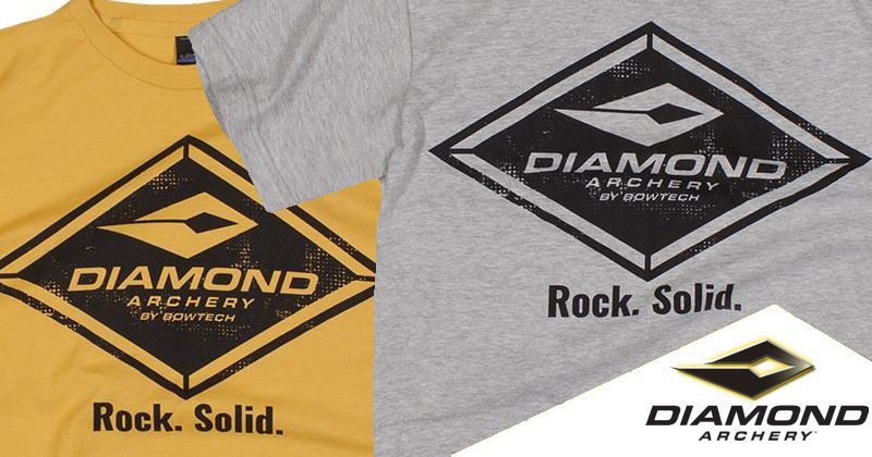 Diamond T-Shirt - Vintage