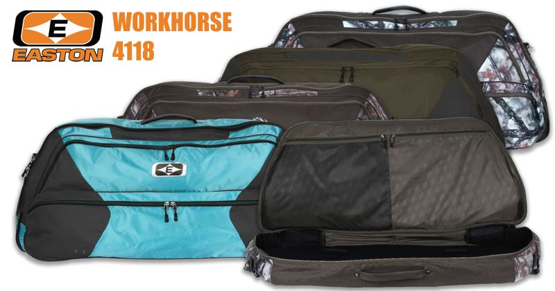Easton Work Horse 4118 Compound Bow Case