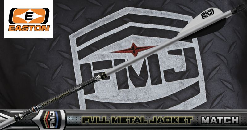 Easton FMJ Match (doz)