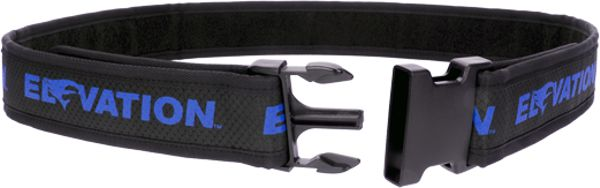 Elevation Pro Shooter Belt - Black/Blue