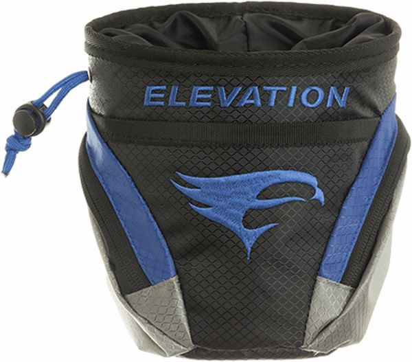 Elevation Core Pouch - Black / Blue