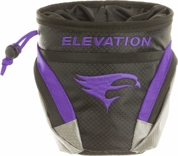Elevation Core Pouch - Black / Purple