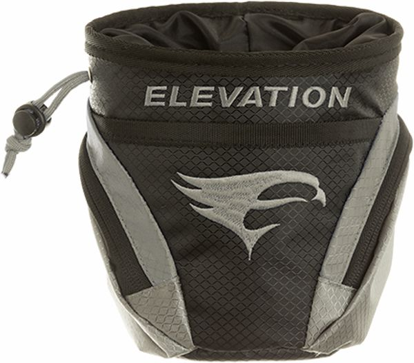 Elevation Core Pouch - Black / Silver