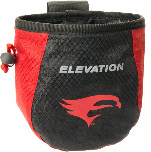 Elevation Pro Pouch - Black/Red