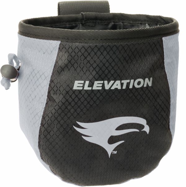 Elevation Pro Pouch - Black/Silver