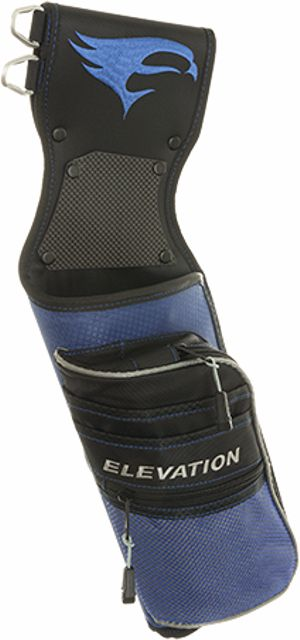Elevation Nerve Quiver - Black/Blue