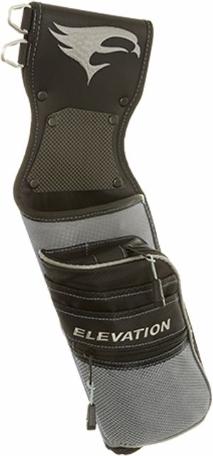 Elevation Nerve Quiver - Black/Silver