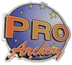 Alternative Pro-Archery Pin