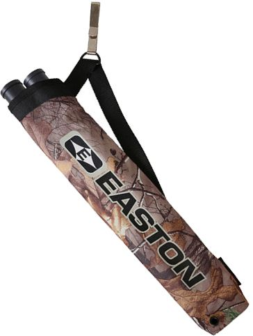 Easton Flipside 2-tube Quiver - Realtree Xtra