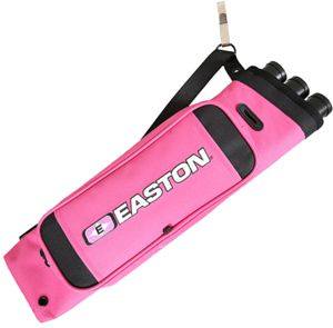 Easton Flipside 3-tube Quiver - Pink