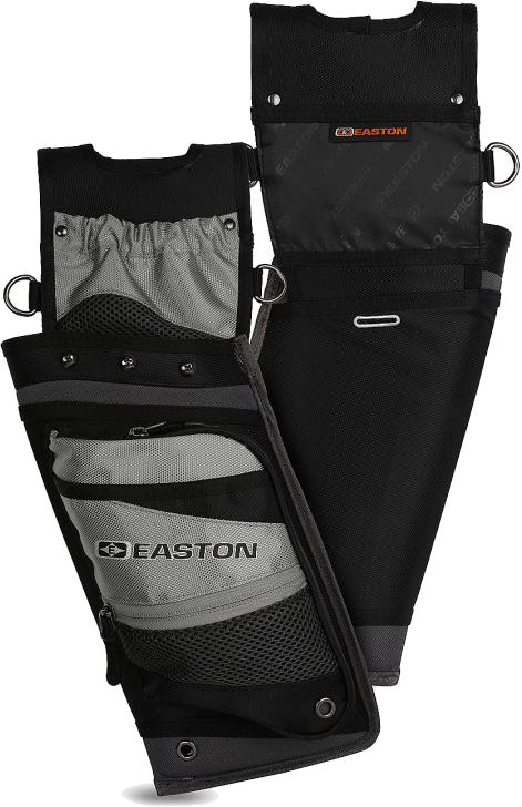 Easton Deluxe Field Quiver - Grey