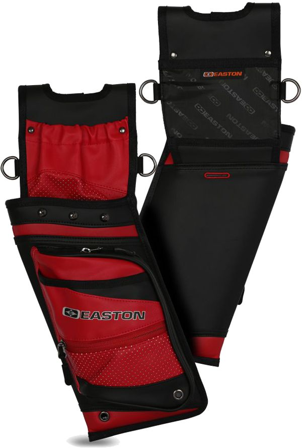 Easton Elite Field Quiver - Red