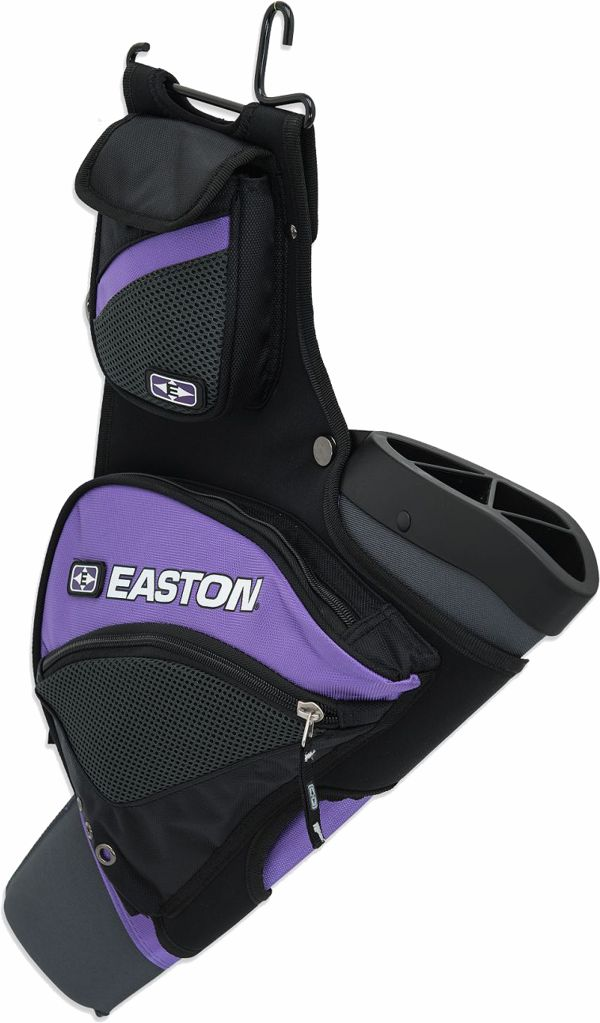 Easton QH100 Hip Quiver - Purple