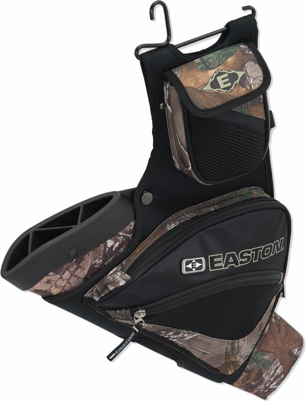 Easton QH100 Hip Quiver - RealTree Xtra