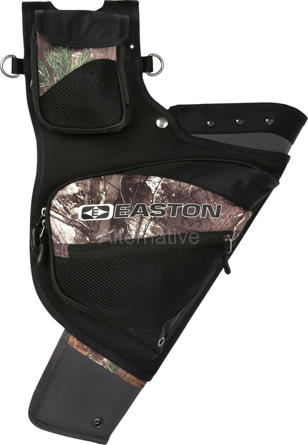 Easton Deluxe Hip Quiver - Realtree Xtra
