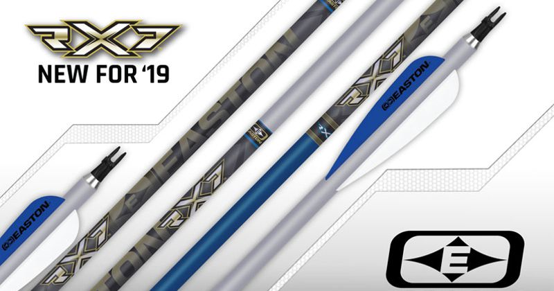 Easton RX7 shafts (doz)