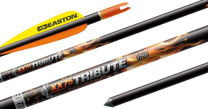 Easton Tribute - READY BUILT ARROWS (doz)