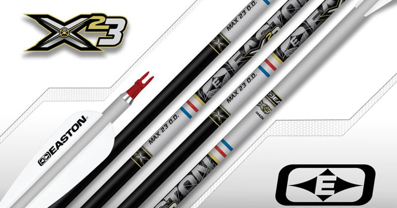 Easton X23 TWO TONE shaft