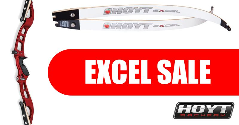 Hoyt Formula Excel riser 25in - SALE