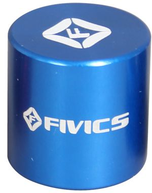 Fivics Aluminium Coloured Weight - (WT-AL3)