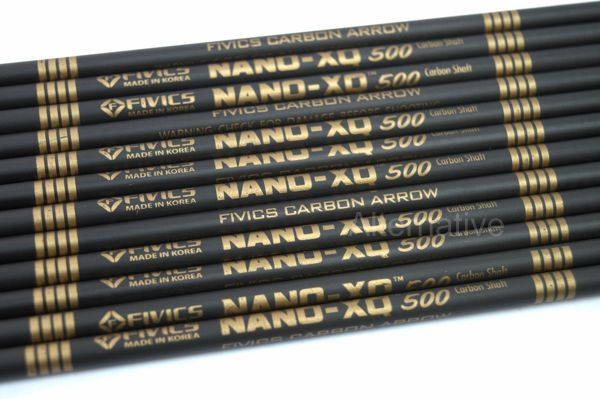 Fivics Nano XQ shafts