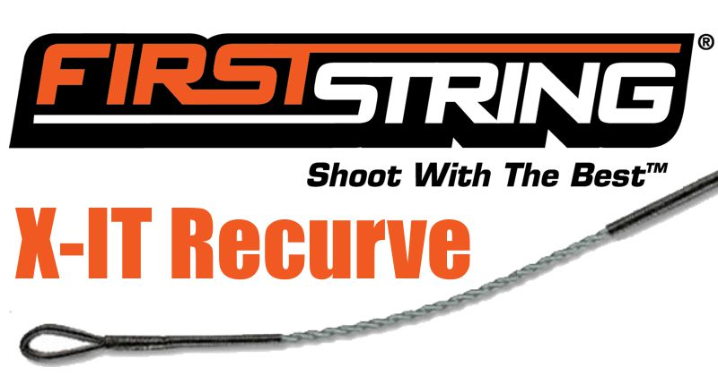 FirstString X-IT Recurve String