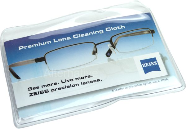 Feather Vision Micro Fibre Zeiss Cleaning Cloth