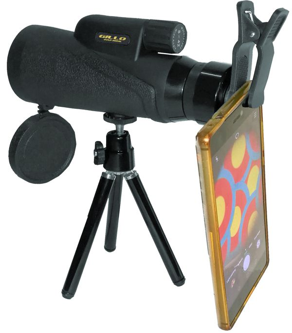 Gillo Monocular GOP-242 - with adapter for Mobile Phone