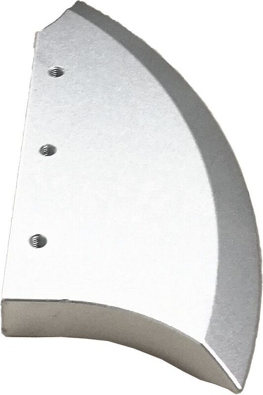 Gillo - The Blade - Aluminium