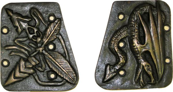 Gillo G1 Bronze Dragon Shell