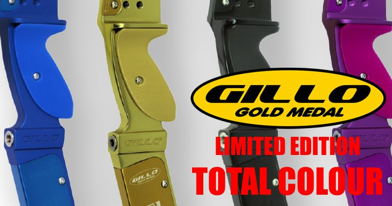 Gillo G1L 25in riser (TOTAL COLOUR)