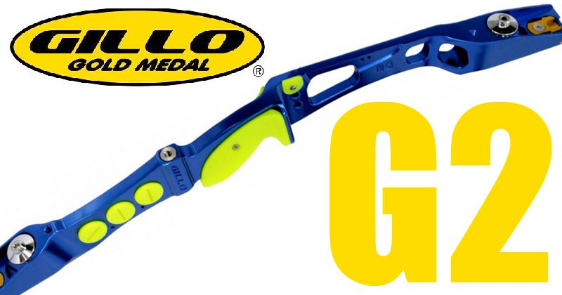 Gillo G2 Forged riser - SALE