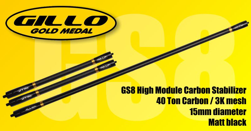 Gillo GS8 Short Rod