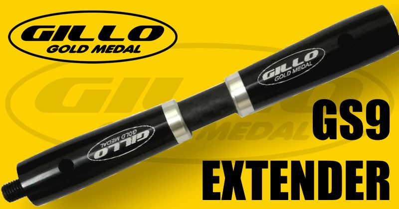 Gillo GS9 Extender - 6in (GS9-EX-6)
